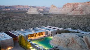 100 Hotel Amangiri Invites You To Find Peace Of Mind Vanity Fair