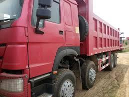 China Sinotruck HOWO 6X4 Used Tipper Dump Dumper Truck (RHD) - China ...
