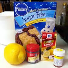 11 best sugarfree cake mix recipes images on Pinterest