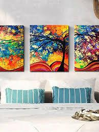 3pcs abstrakte leinwand drucken wandkunst gemälde bild ungerahmt gerahmt wohnzimmer home decor