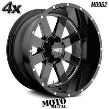 4 Moto Metal MO962 17