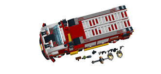LEGO Ideas - Fire Truck Custom Lego City Pumper Truck Made From Chassis Of 60107 Fire Amazoncom Lego City Airport Truck With Two Minifigures City 4208 Amazoncouk Toys Games Airport Fire Truck 60061 Youtube Ideas Classic Seagrave Engine For Wwwchrebrickscom By Orion Pax Light Sound Ladder Lego 7239 I Brick Emergency At Toystop Toysrus Fire Shodans Blog