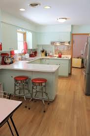 Mint Green Kitchen Cabinets