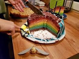 harry potter torte küchenchaos