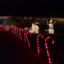 Christmas Tree Lane South Pasadena by Offbeat L A Four Local Christmas Picks To Help You Find That