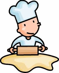 Baking clipart kids cook 2