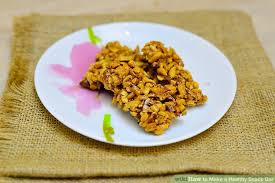 snack bar cuisine 3 ways to a healthy snack bar wikihow
