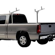 Shop Hauler Racks Aluminum Removable Truck Side Ladder Rack At Lowes.com