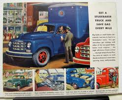 Studebaker Sales Brochure Backed By 100 Years Of Experience 1953 Studebaker Trucks Ad Cool Means Of Getting Around 1950 Studebaker Rat Rod Truck Youtube Hemmings Find The Day 2r10 Pick Daily Collector Car Specialist 2817876230 Houston Texas For Sale Custom Truck With A Navistar Diesel Inline Sales Brochure Backed By 100 Years Of Experience 2ton 14foot Stake Studebakers He Flickr Pickup 2r 1951 2r5 Pickup Fantomworks Classics For On Autotrader Bangshiftcom Truck 1958 Transtar W Camper