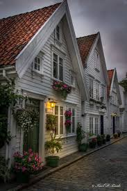 100 Houses In Norway In Old Stavanger Ranks As 1 For The