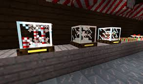 Minecraft Pumpkin Pie Mod by Christmas Festivities Mod 1 7 10 1 6 4 Minecraft Minecraft