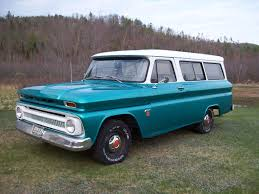 1964 Chevy Carry All | Dukes Auto Sales