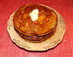 Easy Vegan Pumpkin Pancake Recipe by The Vegan Kitchen