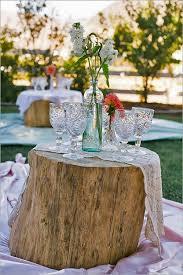 Summer Outdoor Picnic Wedding Ideas 17