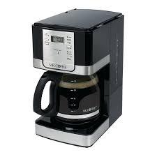 Mr Coffee Bvmc Pstx91 Manual Maker Cups Black