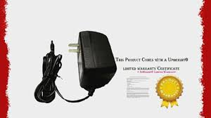 upbright new ac adapter for x rocker video gaming chair 51225