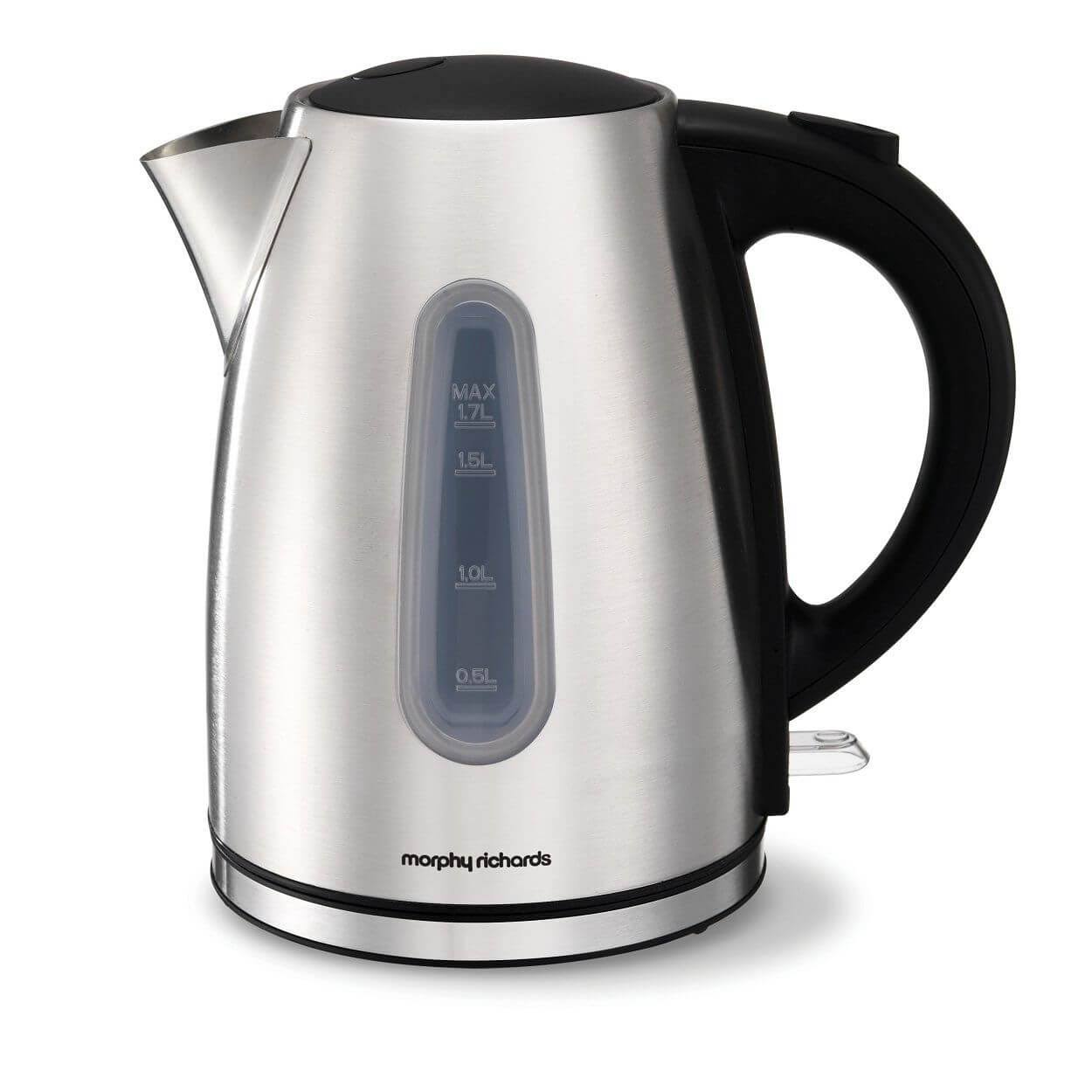 Morphy Richards 980541, Jug Kettle, Stainless Steel