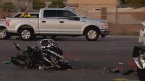 100 Las Vegas Truck Accident Lawyer Motorcyclist Dies Passenger In Critical After East Crash