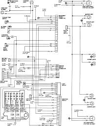 Wiring Diagram For 1986 Chevy Truck - Wiring Diagram Library