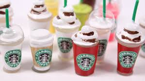 DIY Miniature Starbucks