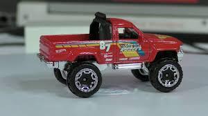 100 1987 Toyota Truck 2017 Hot Wheels D Case 82 Pickup YouTube
