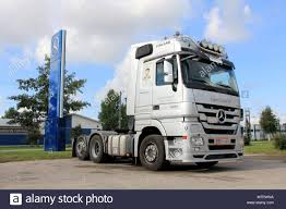 SALO, FINLAND - AUGUST 31: Grey Mercedes-Benz Actros Truck On August ... 360 View Of Mercedesbenz Actros 1851 Tractor Truck 2013 3d Model Freightliner Coronado 114 6x4 Prime Mover White For Mercedes Benz Unimog Interior Cars Pinterest L 2545 L6x2ena Container Frame Trucks Price Ls Euro Norm 6 30400 Bas The New Rcedesbenz Truck Atego Is Presented At The Mercedesbenz G63 Amg First Drive Motor Trend Fast Car New Heavyduty Among Buy Used 11821 Compare Karjaa Finland August 4 Raisio September 28 Logging Wallpaper Lorry Arocs Silver Color Auto