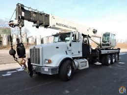 100 Lyons Truck Sales National Crane NBT40 Mounted On A 2015 Peterbilt 367 Crane For Sale