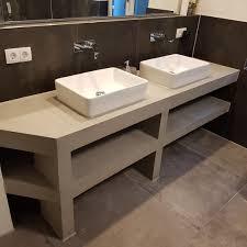 beton waschtisch selber machen caseconrad
