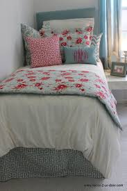 Lilly Pulitzer Bedding Dorm by Shabby Chic Dorm Room Bedding Vintage Look Beautiful Blues