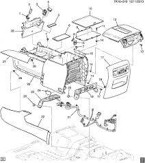 Gm Auto Parts Diagrams - Wiring Diagram Database •