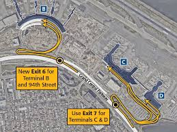100 Exit C LaGuardia Airport On Twitter Use 7 WB On GP For LGA
