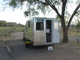 Custom Built Micro Camper For Sale Customized Travel Trailers