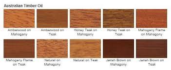cabot australian timber oil color chart jpg