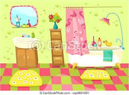 badezimmer illustrationen und clipart 97 510