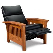 Stickley Furniture Leather Recliner by Furniture Comfy Morris Chair Recliner For Family Room Design U2014 Flaxrd