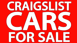 100 Craigslist Auto And Trucks Cars For Sale By Owner YouTube