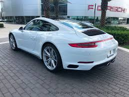 100 Porsche Truck Price 2019 New 911 Carrera 4S Coupe For Sale In Fort Lauderdale
