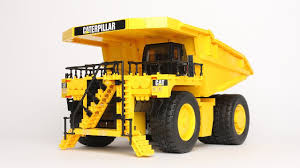 100 Cat Mining Trucks Lego Erpillar 797F Truck YouTube