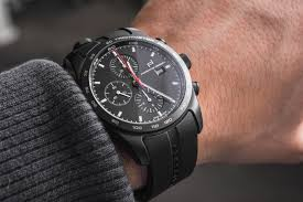 Porsche Design Timepiece No 1 Hands Hands