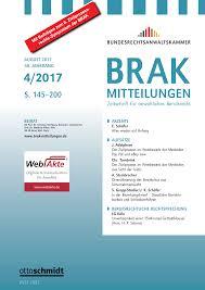 Brak Mitteilungen Brak 2017 04 Roemer 1 20