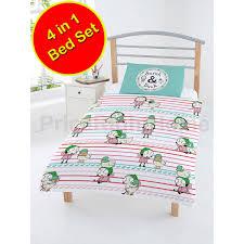 Spongebob Toddler Bedding by Sarah U0026 Duck 4 In 1 Junior Bedding Bundle Set Toddler