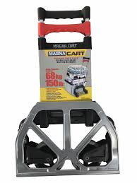 Magna Cart Personal Folding Hand Truck Rugged Lightweight Design ... Magna Cart Mcx Personal Hand Truck End 9212018 1130 Pm Magliner Light Weight Alinum Hand Truck Top 10 Best Trucks Trucks Carts New Unused Grey Must Collect Tool Boxes Centers More Orange Fireflybuyscom Dollies Walmartcom Alinum Lweight Folding Dollyluggage Shop At Lowescom For The Price Of Aed 120 Only