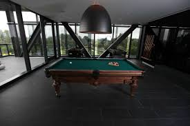 Dining Room Pool Table Combo by Stunning Amenities In Oregon U0027s New Football Facility