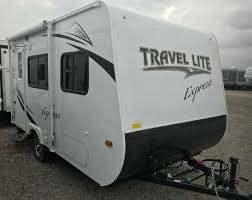 2018 Travel Lite Express E15Q Trailers