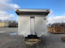 100 Rowe Truck Equipment Stainless Dump Bodies