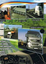 100 German Truck Simulator 2010 Windows Box Cover Art MobyGames