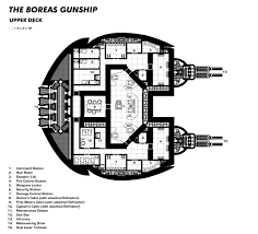 Starship Deck Plan Generator by Future The Cult Of J