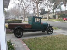100 Truck Gone Wild Forum A 1929 Ford Model AA Pickup Had A Starring Role In The Waltons