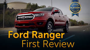 100 Truck Prices Blue Book 2019 Ford Ranger First Review YouTube