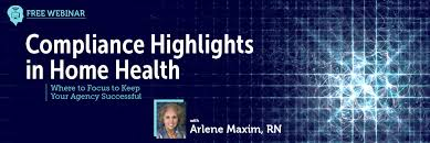 Home Health Webinar 2017 pliance Highlights